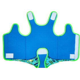 Zoggs Deep Sea Kinderen groen/blauw